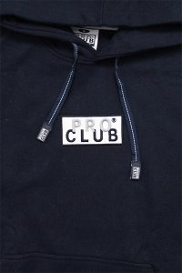 <img class='new_mark_img1' src='//img.shop-pro.jp/img/new/icons16.gif' style='border:none;display:inline;margin:0px;padding:0px;width:auto;' />PROCLUB LIMITED HEAVY WEIGHT HOODIE BOX LOGO 【NVY】