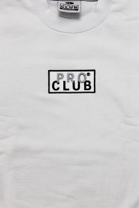 <img class='new_mark_img1' src='//img.shop-pro.jp/img/new/icons16.gif' style='border:none;display:inline;margin:0px;padding:0px;width:auto;' />PROCLUB LIMITED HEAVY WEIGHT CREW SWEAT BOX LOGO 【WHT】