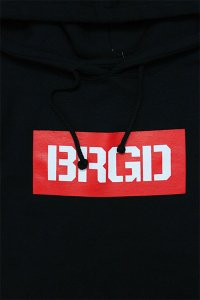 <img class='new_mark_img1' src='//img.shop-pro.jp/img/new/icons16.gif' style='border:none;display:inline;margin:0px;padding:0px;width:auto;' />BASS BRIGADE RED BOX HOODIE【BLK/RED】