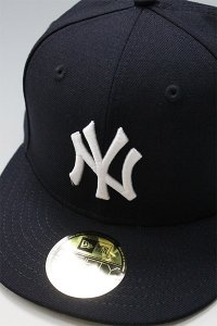 NEWERA 59fifty NEWYORK YANKEES 1996 WORLD SERIES【NVY/WHT】