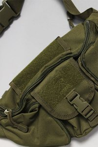 ROTHCO TACTICAL WAIST BAG 【OLV】