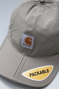 Carhartt FORCE ANGLER PACKABLE CAP 【DESERT】
