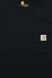 Carhartt FORCE POCKET S/S TEE 【BLK】