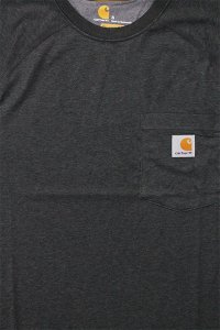 Carhartt FORCE POCKET S/S TEE 【CHA】