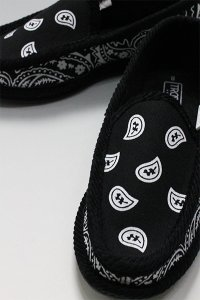TROOPER HOUSE SHOES BANDANA【BLK】
