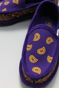<img class='new_mark_img1' src='https://img.shop-pro.jp/img/new/icons16.gif' style='border:none;display:inline;margin:0px;padding:0px;width:auto;' />TROOPER HOUSE SHOES BANDANA【PUR/YEL】