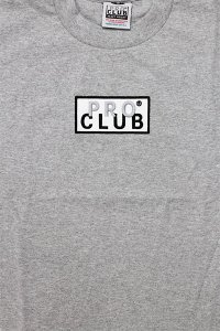 <img class='new_mark_img1' src='//img.shop-pro.jp/img/new/icons16.gif' style='border:none;display:inline;margin:0px;padding:0px;width:auto;' />PROCLUB LIMITED HEAVY WEIGHT L/S TEE BOX LOGO 【GRY】