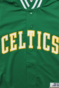 MITCHELL&NESS AUTHENTIC S/S SHOOTING JERSEY CELTICS【GRN】