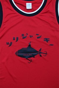 <img class='new_mark_img1' src='//img.shop-pro.jp/img/new/icons16.gif' style='border:none;display:inline;margin:0px;padding:0px;width:auto;' />ツリジャンキー BASKETBALL JERSEY  【RED/BLK】