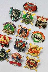 DEADSTOCK MLB PINS 02 【AST】