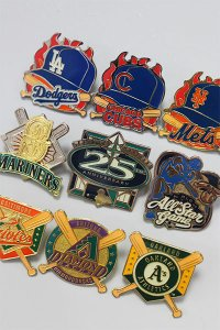 DEADSTOCK MLB PINS 03 【AST】