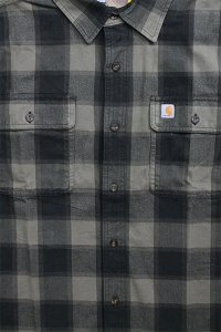 <img class='new_mark_img1' src='https://img.shop-pro.jp/img/new/icons16.gif' style='border:none;display:inline;margin:0px;padding:0px;width:auto;' />Carhartt L/S HEAVY FLANNEL SHIRTS 【CHA/BLK】