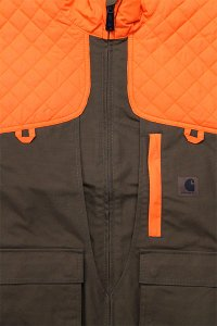 <img class='new_mark_img1' src='https://img.shop-pro.jp/img/new/icons16.gif' style='border:none;display:inline;margin:0px;padding:0px;width:auto;' />Carhartt UPLAND FIELD JACKET【BRN/ORG】