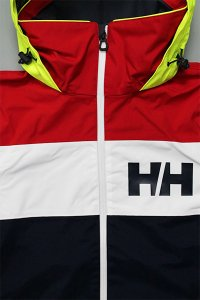 <img class='new_mark_img1' src='//img.shop-pro.jp/img/new/icons16.gif' style='border:none;display:inline;margin:0px;padding:0px;width:auto;' />HELLY HANSEN SALT FLAG JACKET  【NVY/RED】