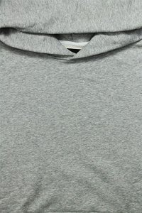 THE FINEST HERITAGE PULL HOODIE【GRY】