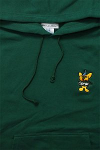 YSM EXCLUSIVE 1P FISHING CHARACTER HOODIE 【D.GRN】