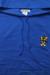 YSM EXCLUSIVE 1P FISHING CHARACTER HOODIE 【BLU】
