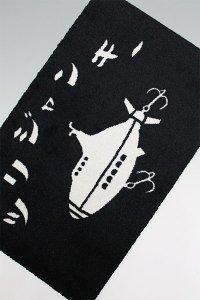 ツリジャンキー DOORMAT 【BLK/WHT】
