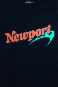 THE FINEST NEWPORT L/S TEE【BLK】