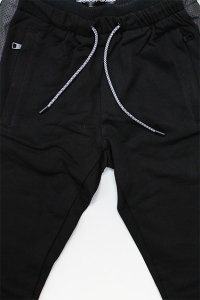 GODSPEED THANDER SWEAT JOGGER PANTS 【BLK/BLK】