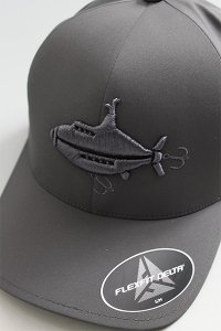 ツリジャンキー WATERPROOF LOGO CAP 【C.GRY】