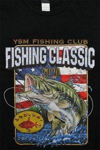 ツリジャンキー S/S TEE FISHING CLASSIC  【BLK】