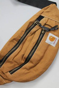 YSM EXCLUSIVE REMAKE Carhartt WAIST BAG【BRN】