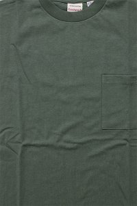Goodwear SUPER HEAVY WEIGHT POCKET TEE【OLV】