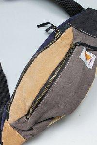 YSM EXCLUSIVE REMAKE Carhartt WAIST BAG 15【BRN】