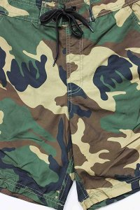 ツリジャンキー FISHING SWIM SHORTS  【W.CAMO】