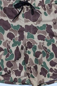 ツリジャンキー FISHING SWIM SHORTS  【D.CAMO】