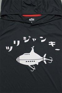 Gill×ツリジャンキー DRI HOODIE  【CHA】
