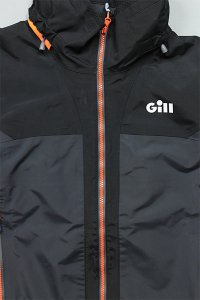 Gill RACE FUSION JACKET 【BLK/CHA/ORG】