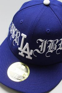 CANT CLOTHING CUSTOM NEWERA 59fifty LOW DODGERS【BLU】