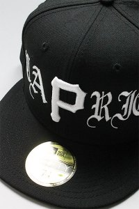 CANT CLOTHING CUSTOM NEWERA 59fifty PIRATES【BLK/WHT】