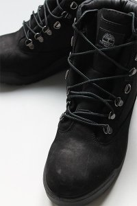 TIMBERLAND 6INCH FIELD BOOTS  【BLACK】