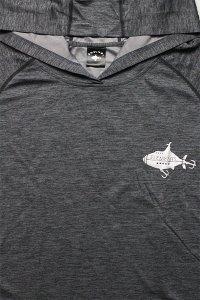 ELEMENTS×ツリジャンキー DRI FISHING HOODIE 【C.GRY】