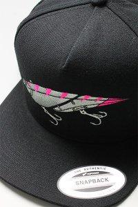 ELEMENTS×ツリジャンキー Davinci 190 SNAP BACK CAP【YSMメッキギーゴ】