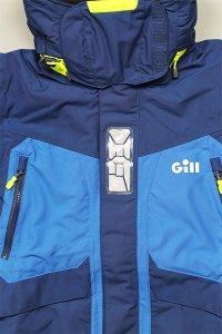 Gill OS2 JACKET 【BLU/NVY】