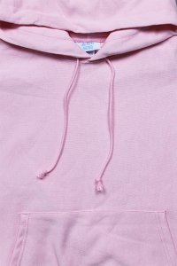 Champion REVERSE WEAVE PULL HOODIE 【CANDY PINK】