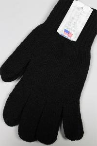 MADE IN USA WOOL GLOVE 【BLK】