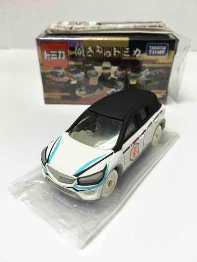 傾きものトミカ 幸盛:マツダ CX-5 TMC00311