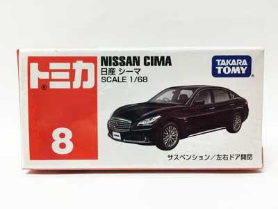 トミカ 8 日産 シーマ TMC00191