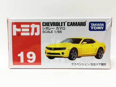 トミカ 19 シボレー カマロ TMC00157