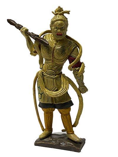 エポック 和の心 仏像コレクション2 執金剛神立像(ノーマルタイプ) TC00041