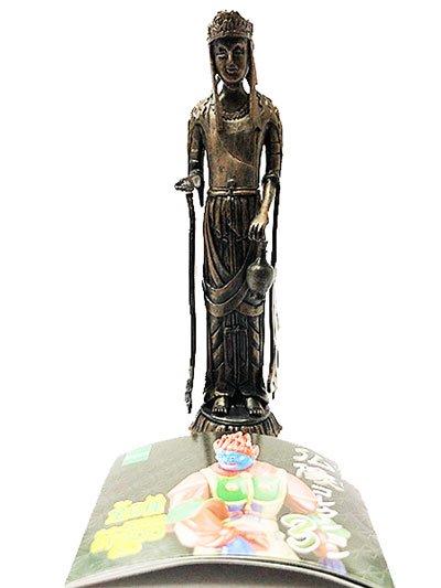 エポック 和の心 仏像コレクション3 観音菩薩立像(ノーマルタイプ) TC00045