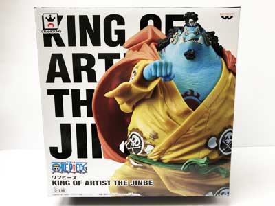 ワンピース KING OF ARTIST THE JINBE ジンベエ OPZ0019