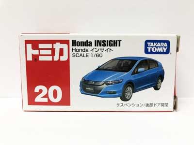 トミカ 20 Honda インサイト TMC00504
