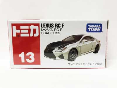 トミカ 13 レクサス RC F  TMC00138