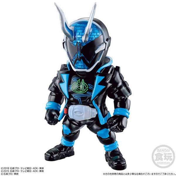バンダイ CONVERGE KAMEN RIDER 13 コンバージ 仮面ライダー13 74 仮面ライダースペクター BS0004